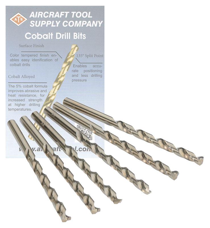 Cobalt Y Aircraft Tool Supply Drill Bit