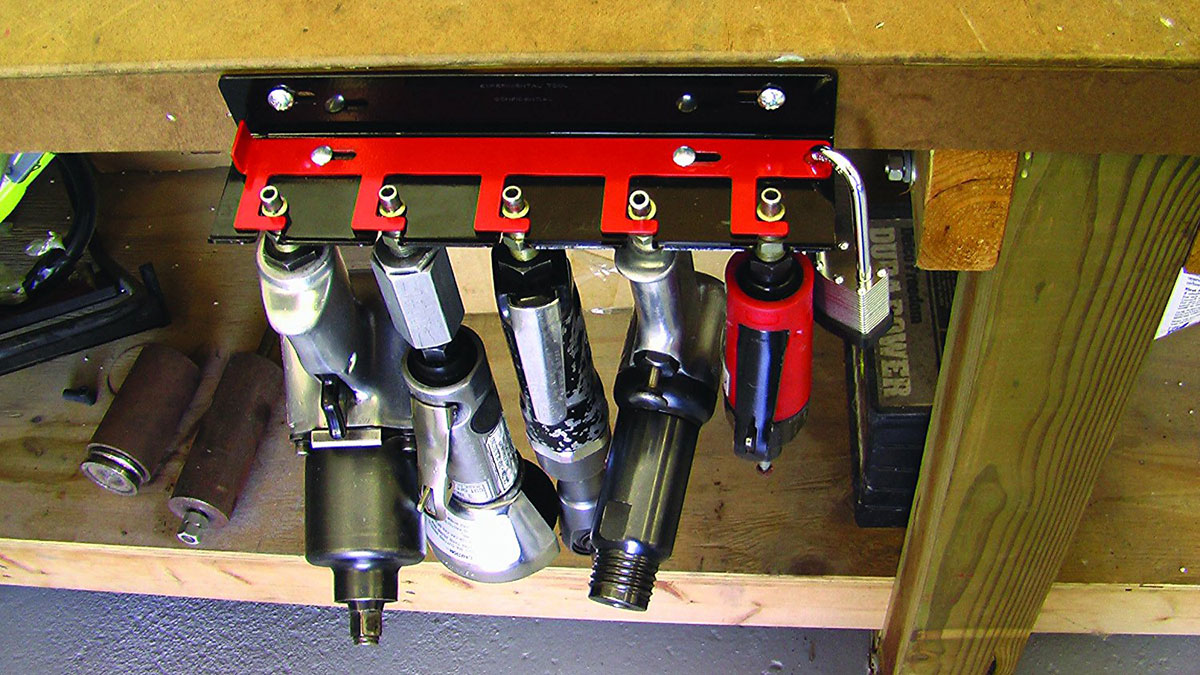 Locking Air Tool Holder From Aircraft Tool Supply