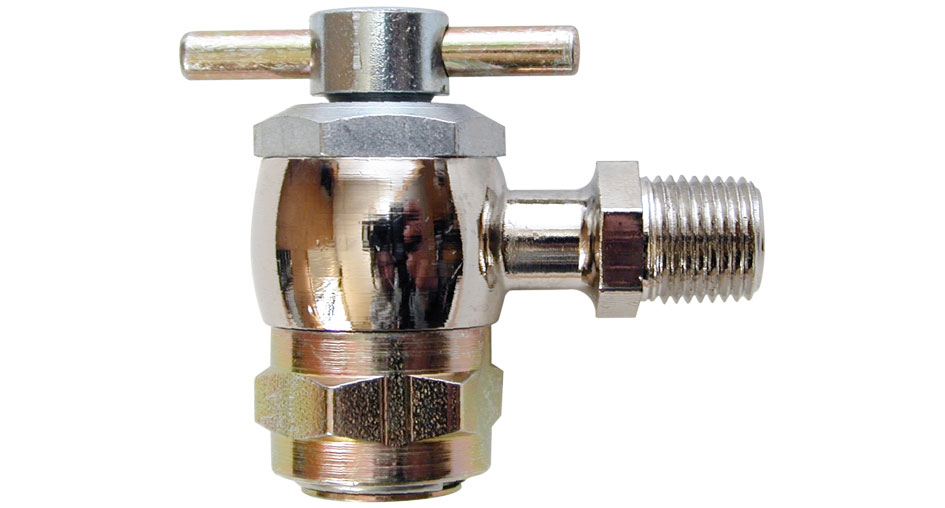 High Pressure Coupler : Schrader high pressure strut coupler from aircraft tool supply
