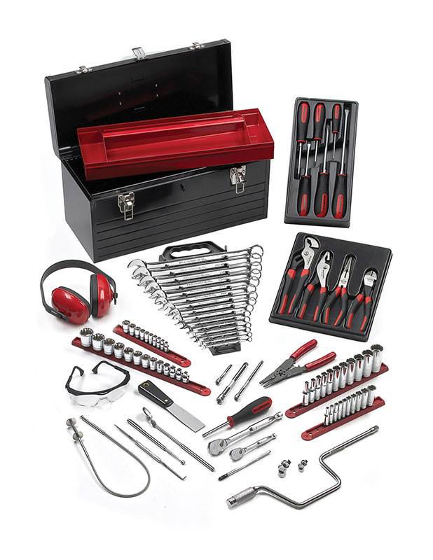 GEARWRENCH® AVIATION TOOL KIT