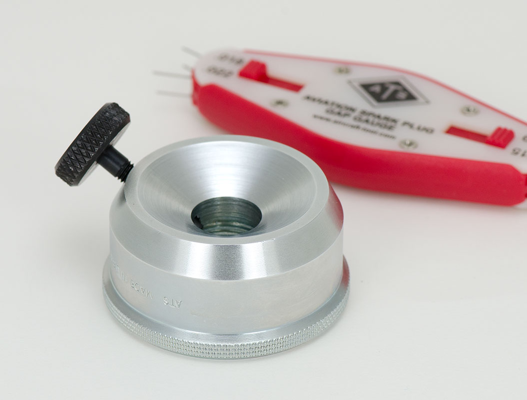 Ats Pro Heavy Duty Spark Plug Gapper With Gauge From