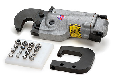 "PNEUMATIC ""C"" COMPRESSION RIVETER KIT"