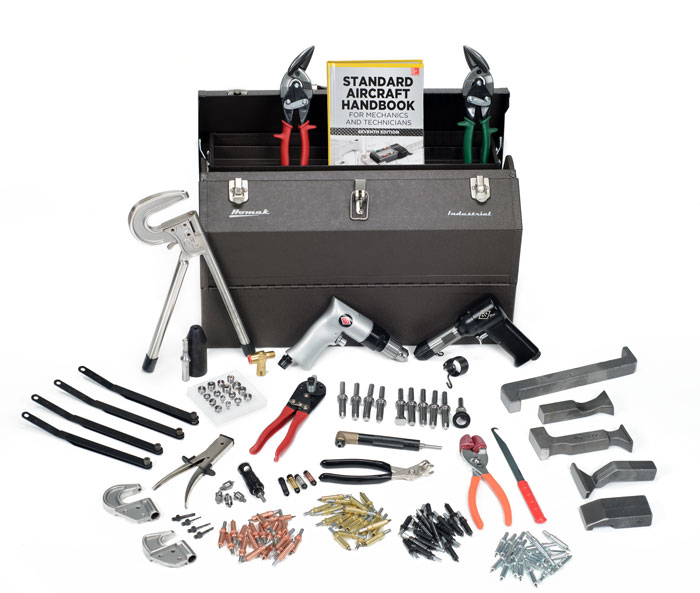DELUXE RIVETING KIT (2602A)