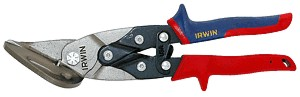 IRWIN® OFFSET SNIPS, LEFT/STRAIGHT (20SL)