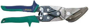 IRWIN® OFFSET SNIPS, RIGHT/STRAIGHT (20SR)