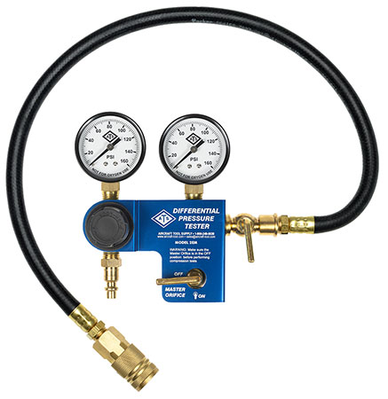 ATS PRO DIFFERENTIAL PRESSURE TESTER WITH MASTER ORIFICE (2EM)