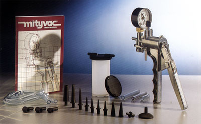 MITYVAC SILVERLINE® VACUUM TEST KIT