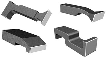STEEL BUCKING BAR SET (4 PIECES) (4PC)