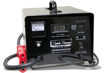 QUICK CHARGE® APU/BATTERY CHARGER (28V/25A) (APU28V/25A)