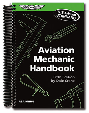 AVIATION MECHANIC HANDBOOK (ASA-MHB-6)
