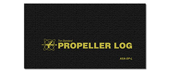 PROPELLER LOGBOOK (ASA-SP-L)