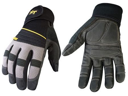 LARGE ANTI-VIBRATION GLOVES (YGC78-L)