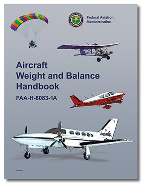 AIRCRAFT WEIGHT AND BALANCE HANDBOOK (FAA-H-8083-1B)