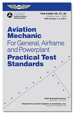 AMT PRACTICAL TEST STANDARDS (FAA-S-8081)