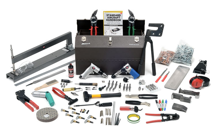 RV BUILDERS DELUXE KIT (2602A) (RVK-2602A)