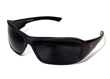 BRAZEAU SAFETY GLASSES-TORQUE BLACK (XB136)