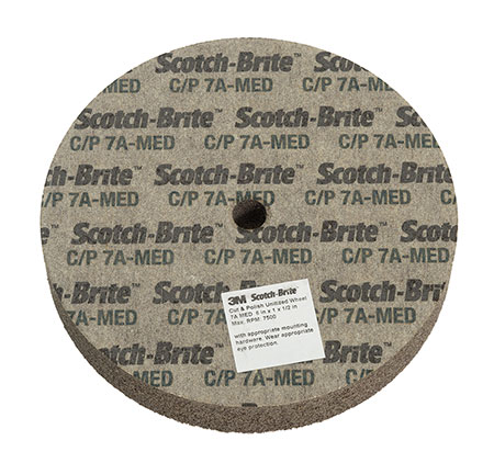 3M CUT & POLISH WHEEL (6) (CP7AM)
