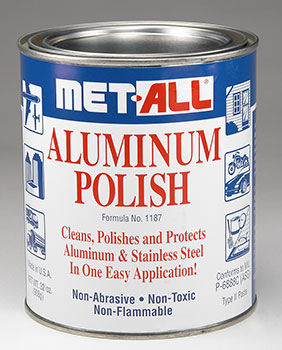 ALUMINUM POLISH, MET-ALL (32 OZ) (MA-TC20)