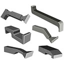 STEEL BUCKING BAR SET (6 PIECES) (6PC)