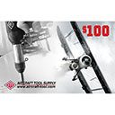 $100 (USD) GIFT CARD (GIFTCARD100)